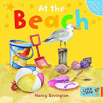 At the Beach by Nancy Bevington - 9781912076062 Book