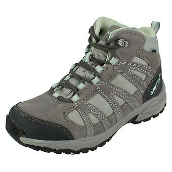 Ladies Hi Tec Waterproof Ankle Boots Alto II Mid Wp Womens