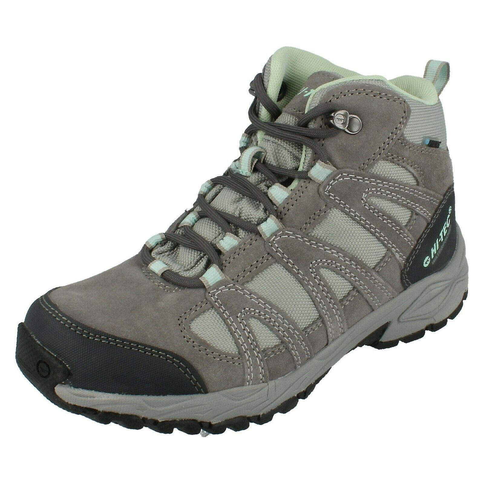 Ladies Hi Tec Waterproof Ankle Boots Alto II Mid Wp Womens 83TCr