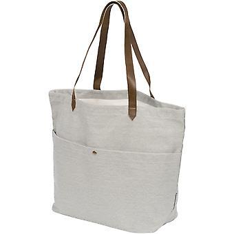 Field & co Harper coton toile livre Tote Bag