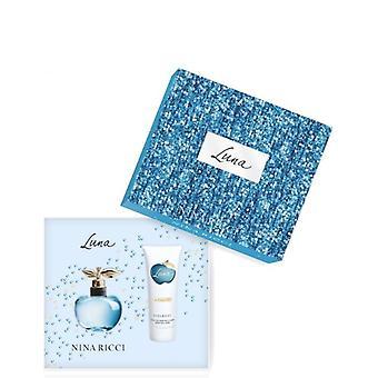 Nina Ricci - Luna Gift Set 50 ml en Luna 75 ml - Eau De Toilette - 50ML
