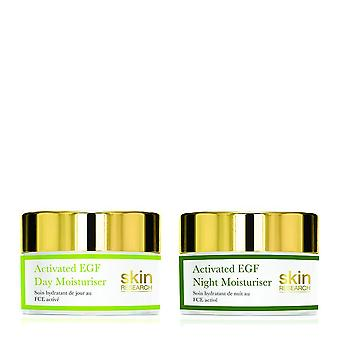 Skinresearch activated egf gift set