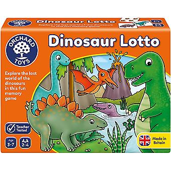 Orchard Toys Dinosaurier Lotto
