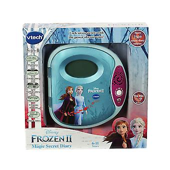 Vtech Frozen 2 Magic Secret Diary With Voice Activation Ages 6-11 Years
