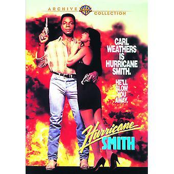 Importación de huracanes Estados Unidos Smith [DVD]