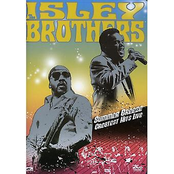 Isley Brothers - Summer Breeze: Greatest Hits Live [DVD] USA import