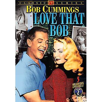 Love That Bob: Vol. 2 [DVD] USA tuonti