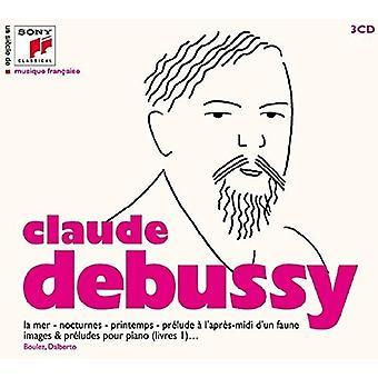 Claude Debussy - Un Siecle De Musique Francaise [CD] USA import
