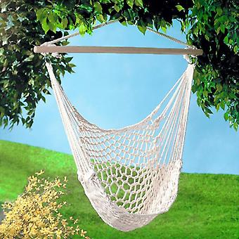 Portable Travel Camping Hanging Hammock - Home Bedroom Swing Bed, Lazy Chair