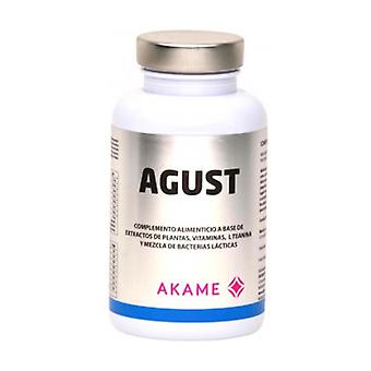 August 60 vegetable capsules of 820mg