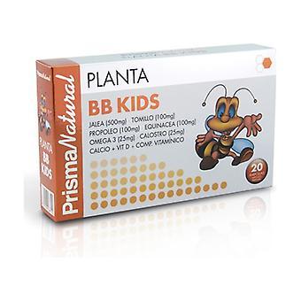 Bb Kids Plant 20 ampoules