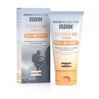 Isdin Fotoprotector Extrem 90 Cream 50+ 50 ml room