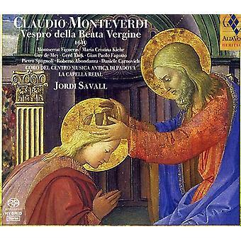 C. Monteverdi - Monteverdi: Vespro Della Beata Vergine, 1610 [SACD] USA import