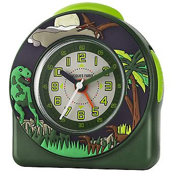 JACQUES FAREL Kids Wekker Analog Quartz Dino Boys ACW 44 zwart