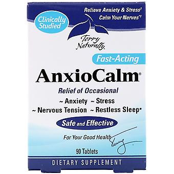 Terry Naturally, AnxioCalm, 90 Tablets