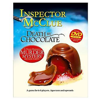 Murha mysteeri peli tarkastaja McClue Death By Chocolate