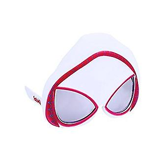 Party Costumes - Sun-Staches - Marvel Spider-Gwen Costume Mask sg2641
