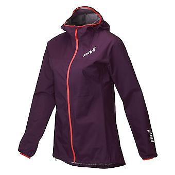 Inov8 Trailshell Womens Breathable & Waterproof Running Jacket Purple