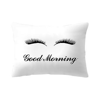 2PCS Pillow Cover Decorative Pillow Case Home Deco 30x50cm