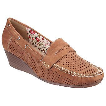 Fleet & Foster Women's Primitivio Ladies Shoe Brown 24945-41275