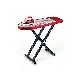 Theo Klein Bosch Ironing Set with Ironing Board and Spray Function on Iron For