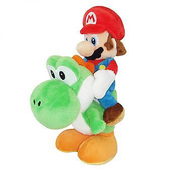 "Super Mario Bros. Rijden Yoshi 8"" Pluche Speelgoed"