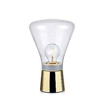 1 Light Indoor Table Lamp Brass, E27