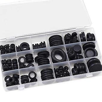 Waterproof Protect Wire Tool, Sealing Rubber Cables Grommet Kit