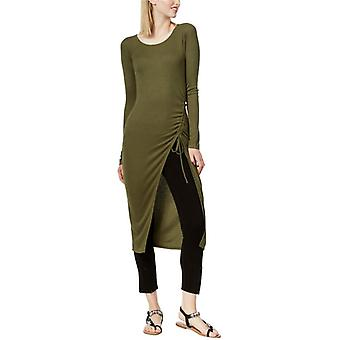 Bar III   Day And Night Ruched Tunic