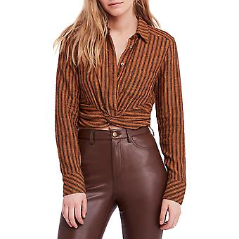 Free People | Lust For Life Striped Top