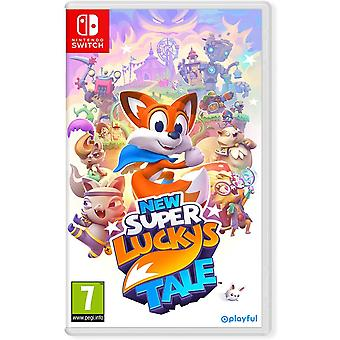 Nieuwe Super Lucky's Tale Nintendo Switch Game