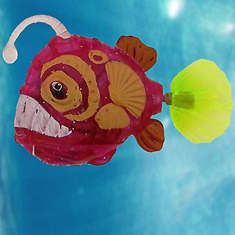 Rozwój intelektualny Electronic Flashing Activated Battery Fish Toy For Kids (Rozwój intelektualny Electronic Flashing Activated Battery Fish Toy For Kids)