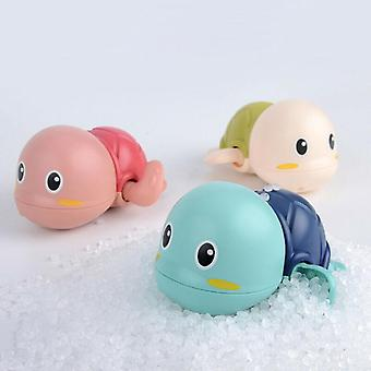 الاستحمام الحيوانات السلاحف طفل حوض الاستحمام المياه اللعب اللعب