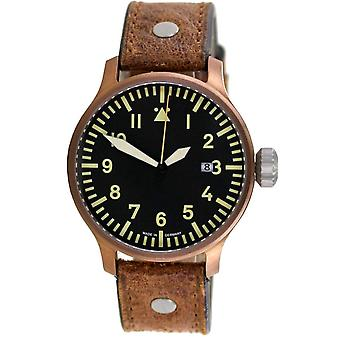 Aristo Herenhorloge Polshorloge Vintage Heirloom Pilot's Watch Automatic 0H18A