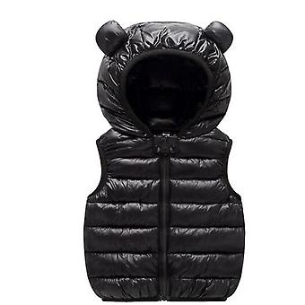 Baby Clothes. Winter Vests Down Cotton Hoodies Newborn Kids
