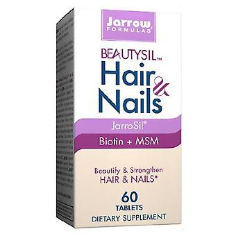 Jarrow Formulas BeautySil Hair & Nails, 60 Tabs