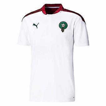 2020-2021 المغرب قميص خارج