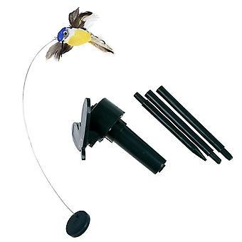 Soldriven Flygande Fladdrande fågel färg Slumpmässigt