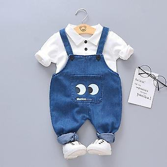Autumn Winter Newborn Clothes For Baby Clothes Set Hoodie / Pants, Outfit Kids