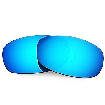 العدسات البديلة المستقطبة لكوستا محلول العين النظارات الشمسية المضادة للخدش الأزرق