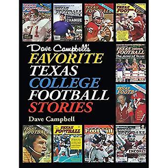 Dave Campbell's Preferiti Texas College Football Stories (Swaim-Paup Sports Series)