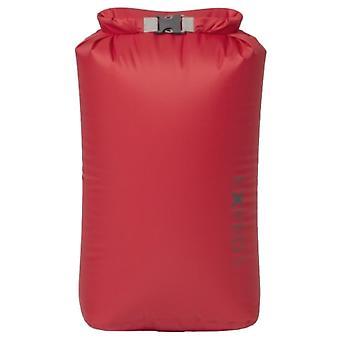 Exped Fold Drybag BS 8L Rood (Medium) -