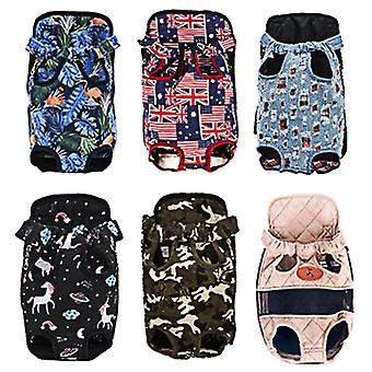 Dog Carrier Backpack - Outdoor Travel Shoulder Bags For Small Dogs