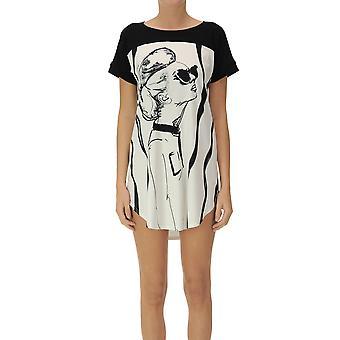 Joseph Ribkoff Ezgl414016 Women's White/black Polyester T-shirt