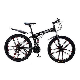 مريحة متغير سرعة مزدوجة القرص الفرامل دراجة هوائية الدراجة الجبلية