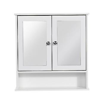 Bathroom Cabinet, Wall Mounted, Mirror , Toilet Furniture, Cupboard Shelf,