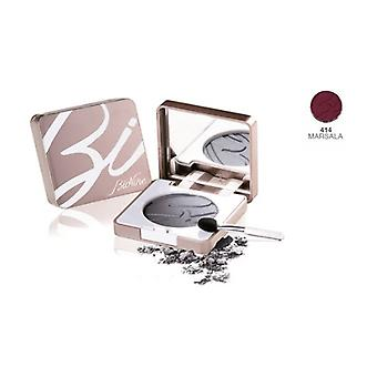 Defense Color Silky Touch Compact Eyeshadow 414 Marsala 3 g