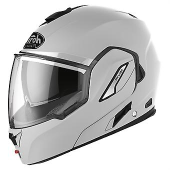 Airoh Rev19 Flip Concrete Modular Flip Up Motorcycle Helmet Grey