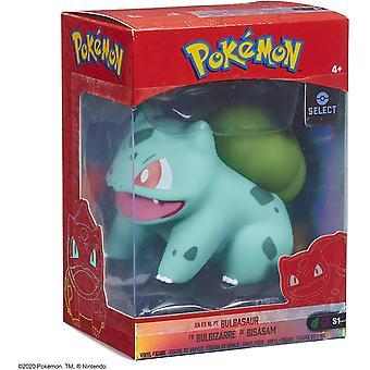Pokemon 4 Pollici Kanto Vinile Figura - Bulbasaur