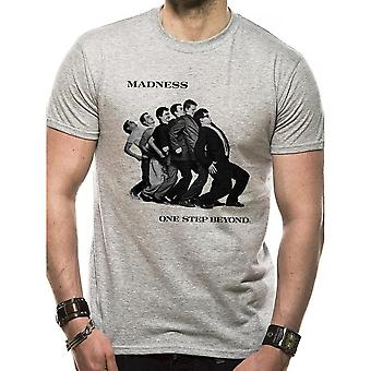 Madness Unisex Adults One Step Beyond Design T-shirt